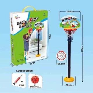 Bộ đồ chơi bóng rổ Basket