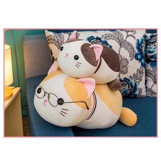Mèo béo [Thú bông cao cấp]