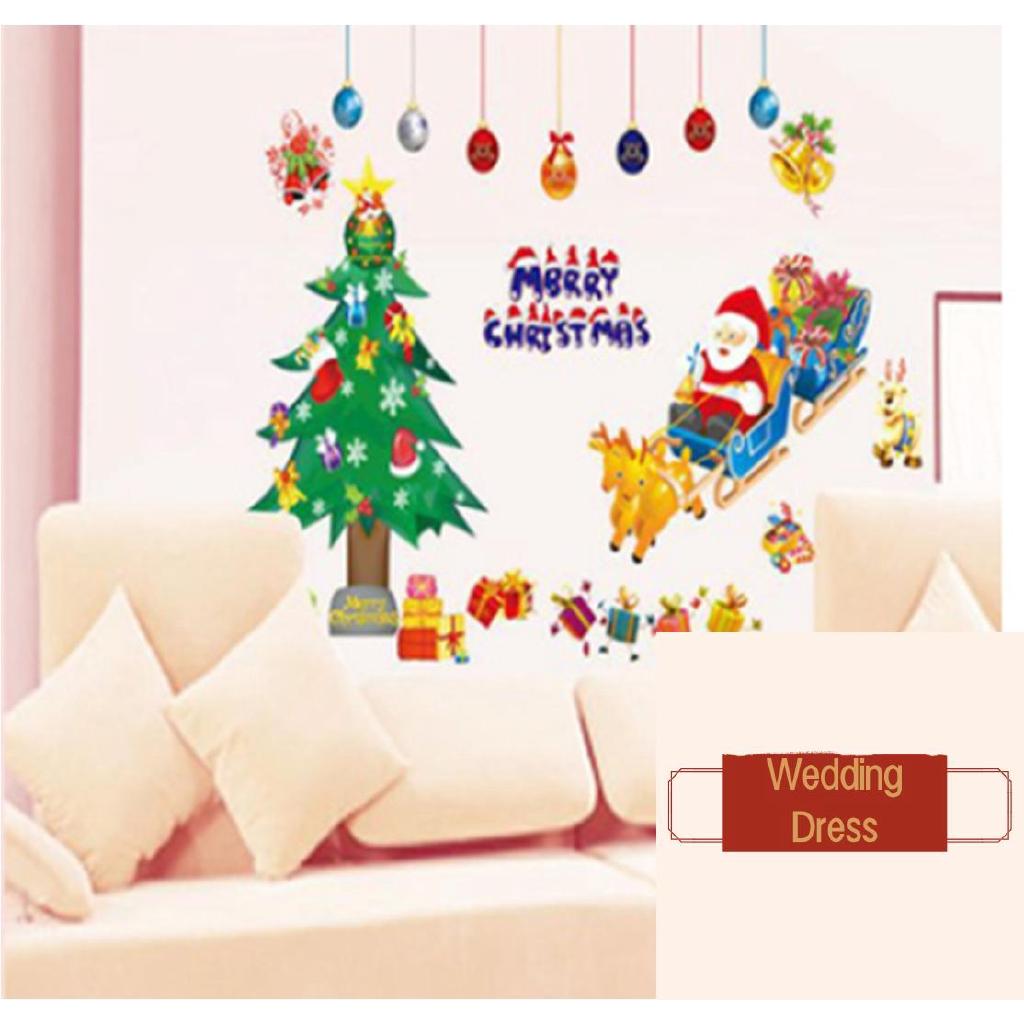Giấy Dán Tường Trang Trí Giáng Sinh – Giấy dán tường