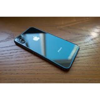 [ELMT28 Giảm tới 1TR] Điện thoại iPhone X 256GB màu đen máy mới giá tốt hàng xách tay