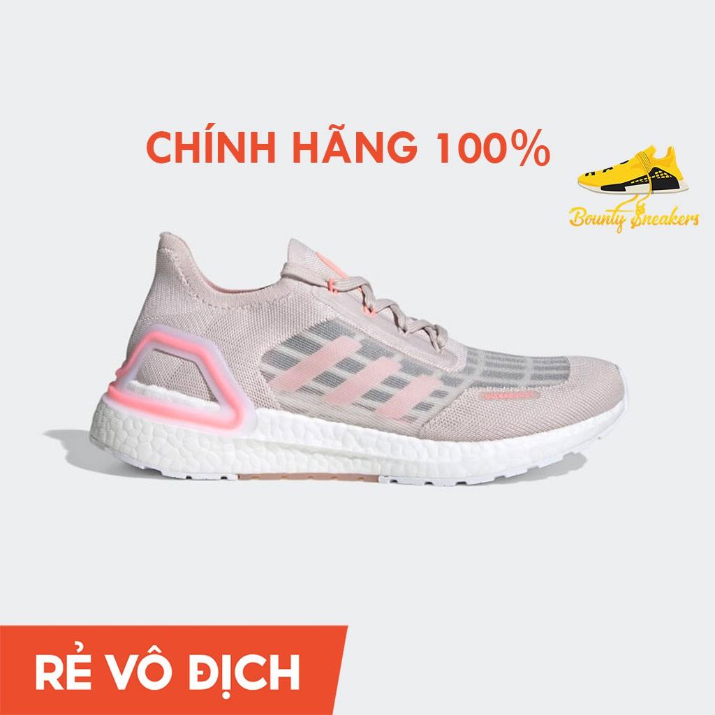Giày Sneaker Thể Thao Nữ Adidas Ultra Boost PB Summer.Rdy W  Hồng Trắng EG0747 - Hàng Chính Hãng - Bounty Sneakers