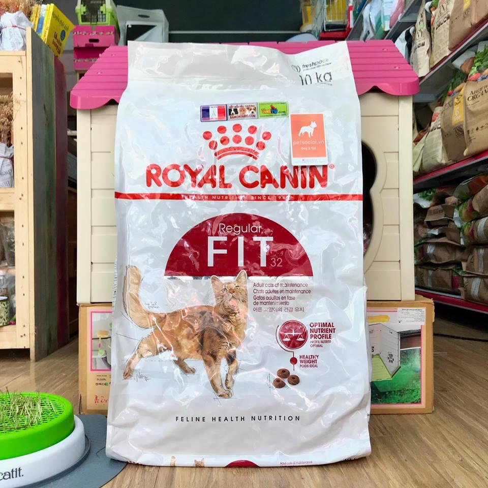Thức ăn Royal Canin FIT 32 10kg
