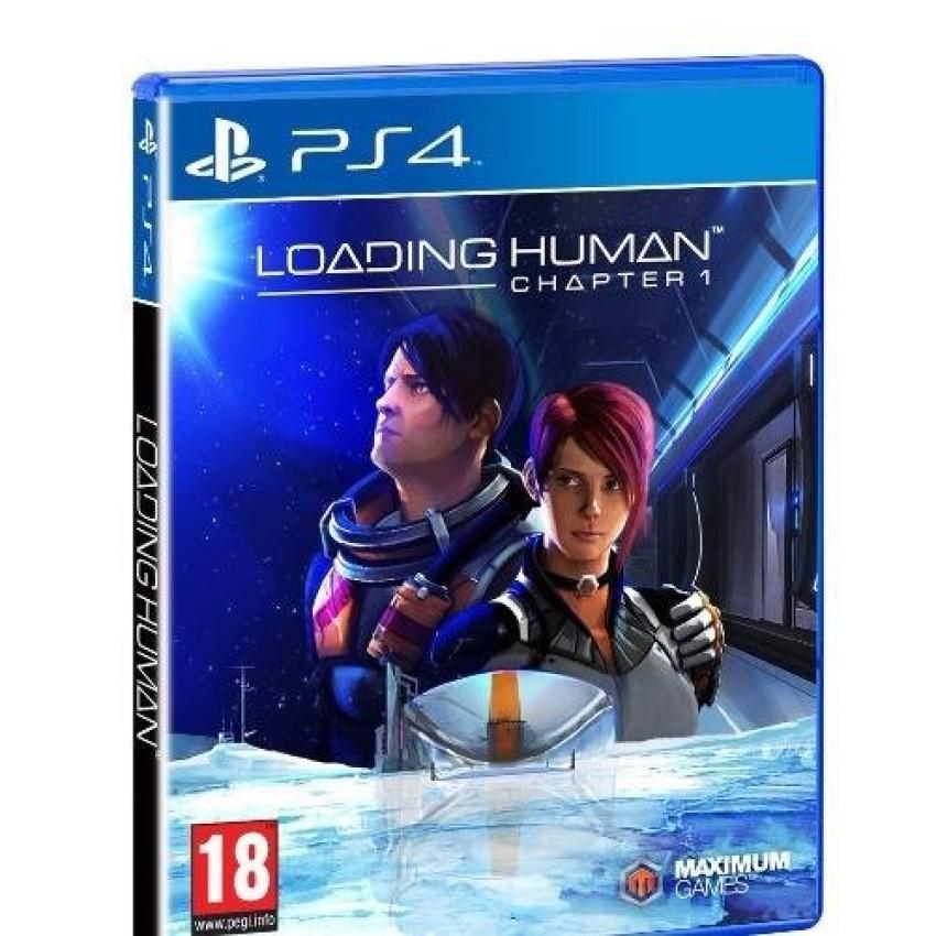 Đĩa Game LOADING HUMAN CHAPTER 1 dành cho Playstation VR-PS4