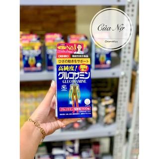 Viên uống bổ xương khớp Glucosamine Orihiro 900v Nhật Bản