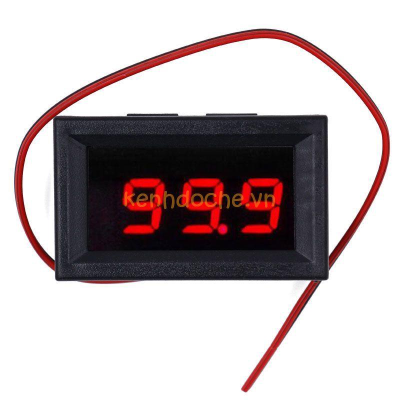 Đồng hồ vôn 0.56inch 5-120V