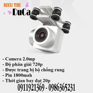 Flycam KY101D Camera HD 720p Được Trang Bị Thêm Bộ Chống Rung Mới