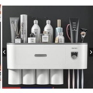 Kệ Phòng Tắm Thông Minh OENON Lắp Đặt Dính Tường – carrysa_shop – HCM