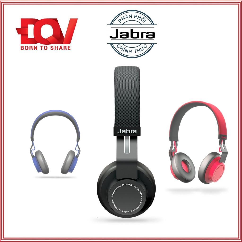(BH12T - Hãng phân phối) Tai nghe Bluetooth Jabra Move Cayenne