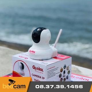 Camera wifi 360 độ Global IOT01 1.0 Mpx + IoT03 full HD1080 chuẩn nén H264+ đàm thoại 2 chiều, kết nối Global Smart thumbnail