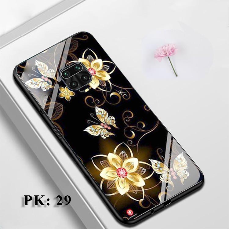 [Free Ship] Ốp lưng Xiaomi Redmi Note 9s Ốp kính 3D thế hệ MỚI mặt lưng kính KÍNH IN HÌNH chống trầy xước, đẹp