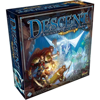 Board Games – Descent: Journeys in the Dark 2nd Edition