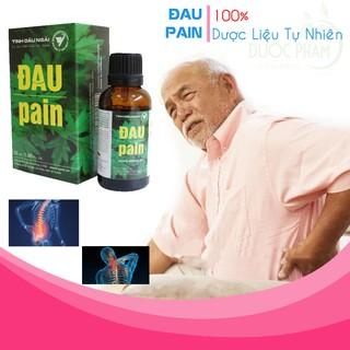 Tinh dầu ngải cứu Đau Pain Đại Học Y ( lọ 30ml) thumbnail