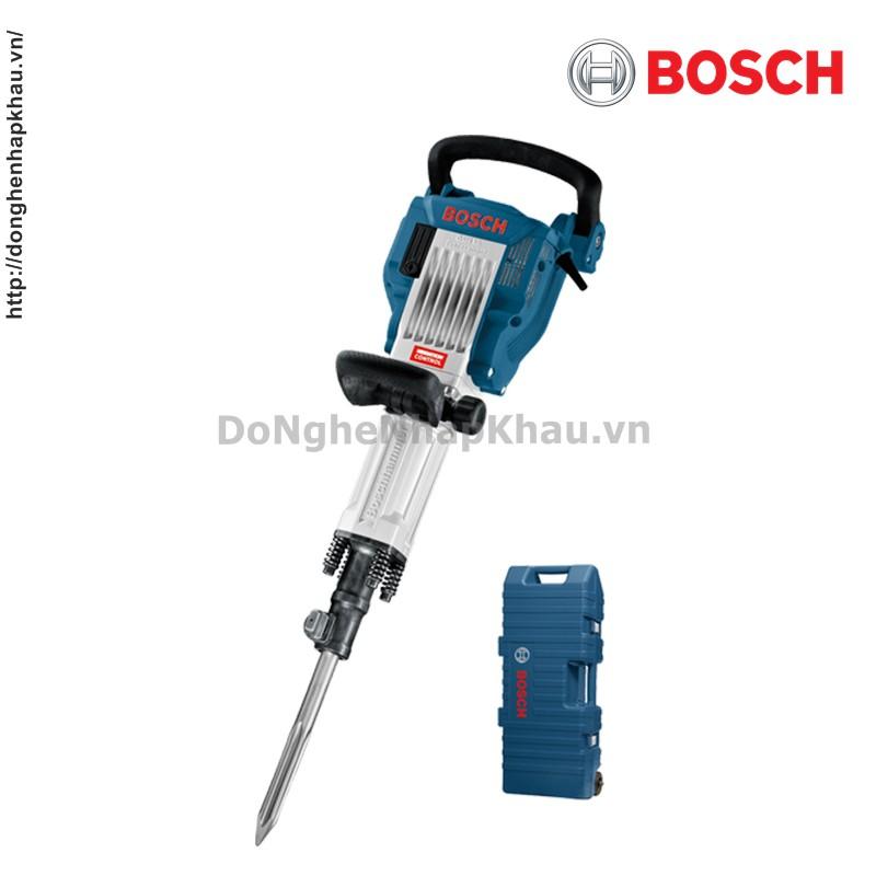 Máy Đục Bê Tông Chính Hãng Bosch GSH 16-30 - 1750W - Đầu Gài