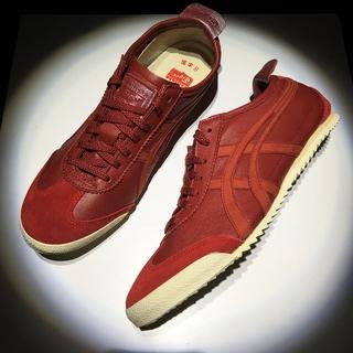 ASICS Onitsuka Tiger MEXICO 66 DELUX TH9J4L-2424 Giày thể thao nam và nữ giày chạy bộ giày bình thường AZ0724 thumbnail