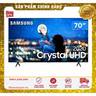 Smart Tivi 4K Samsung 70 inch 70TU7000 (Miễn phí giao tại HCM-ngoài tỉnh liên hệ shop)