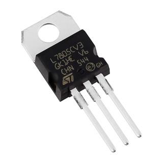 Sản phẩm IC Nguồn Lm7805 1.5A TO-220 dùng trong mạch ổn áp