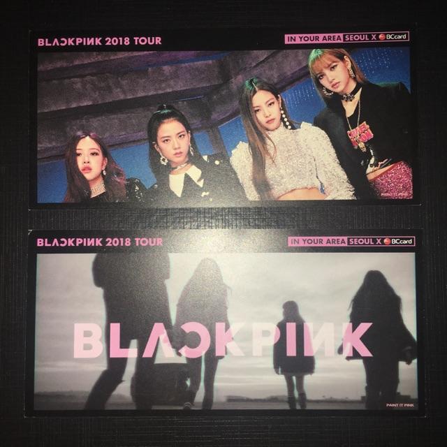 Postcard fansite BlackPink