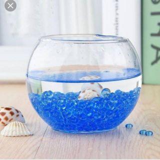 [RẺ NHẤT]Hạt Fish bowl trang trí slime, trang trí bể cá