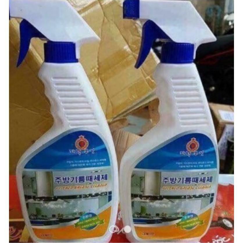 [HOT] Dụng cụ vệ sinh nhà bếp - xịt tẩy rửa đa năng