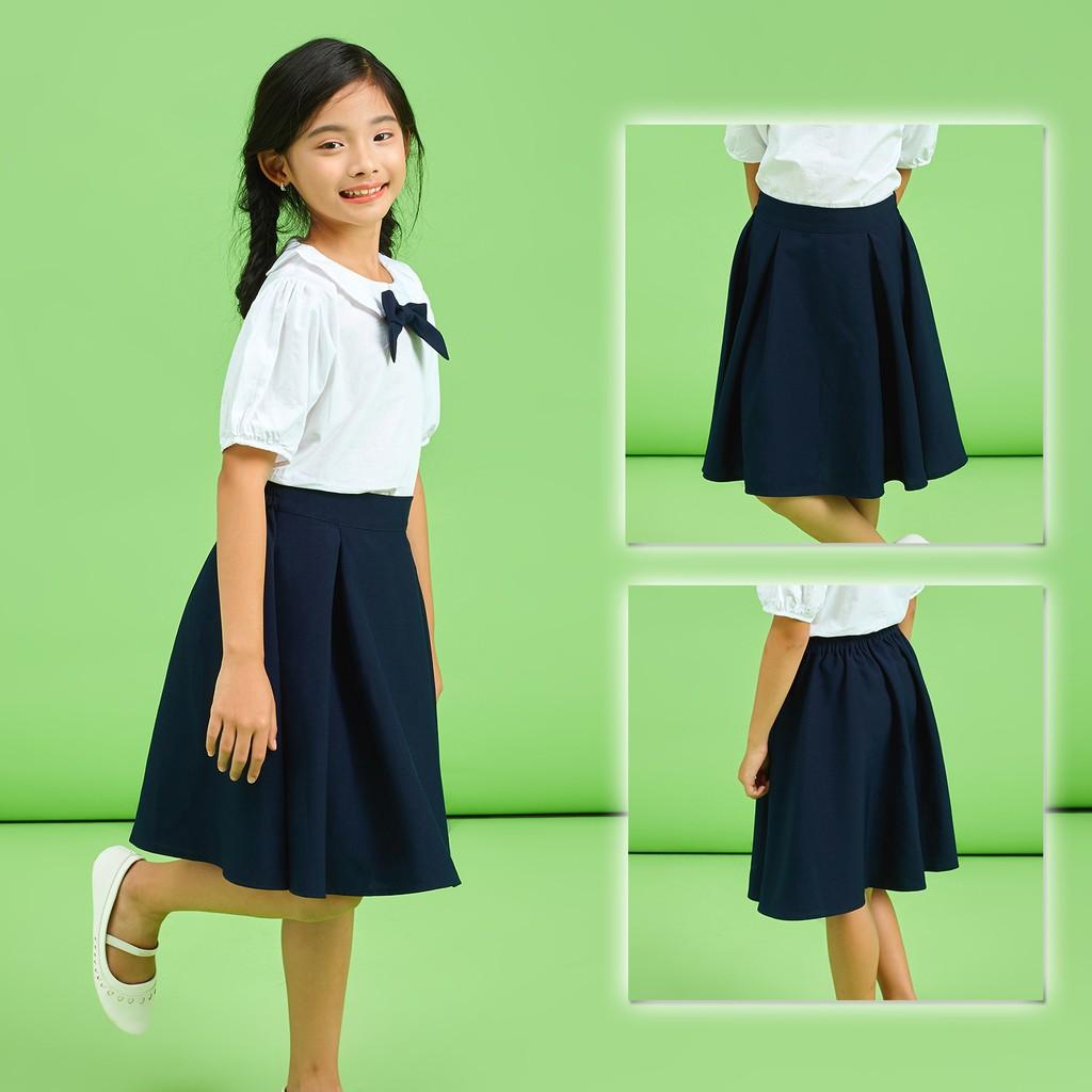 Váy quần đồng phục học sinh nữ cấp 1 , cấp 2 , cấp 3 Jadiny DPG003