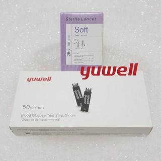 Hộp kim test đường huyết Yuwell 710 ( chính thumbnail