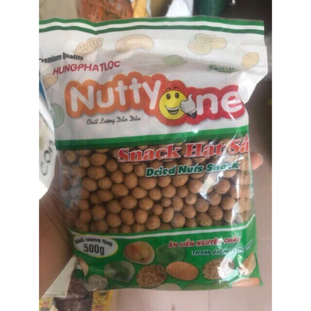 500g Đậu Phộng Da Cá Nuttyone