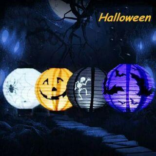 Lồng đèn giấy trang trí Halloween