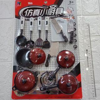 Bộ đồ chơi nấu ăn các mẫu