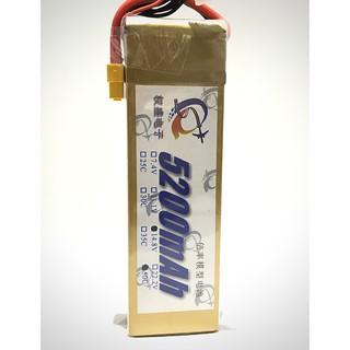 PIN LIPO 4S 5200MAH 50C QUAN SHENG ( 权盛电子)