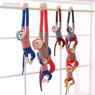 Khỉ Nhồi Bông Tay Dài Kiểu Hoạt Hình Đáng Yêu