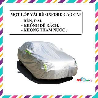 ☘GIÁ SỈ☘ Bạt phủ xe hơi, áo trùm xe hơi, che xe ôtô 4 chỗ chống nóng, mưa, vải dù Polyester Oxford Fabric cao cấp_ BPXM