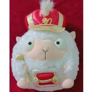 Sheep bông trắng lông xoắn siêu cute