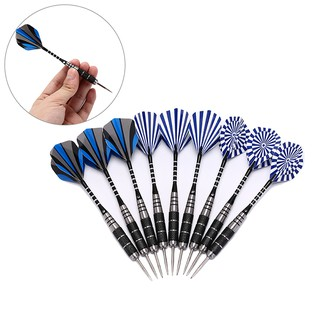 adore 3pcs professional steel target throwing tip darts set with dart flights craving