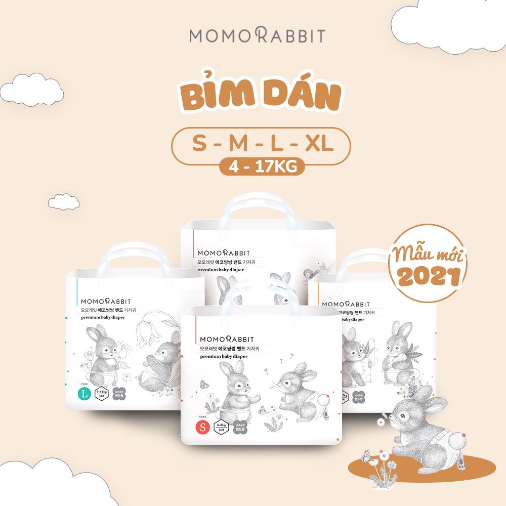 bỉm Momo Rabbit 2021