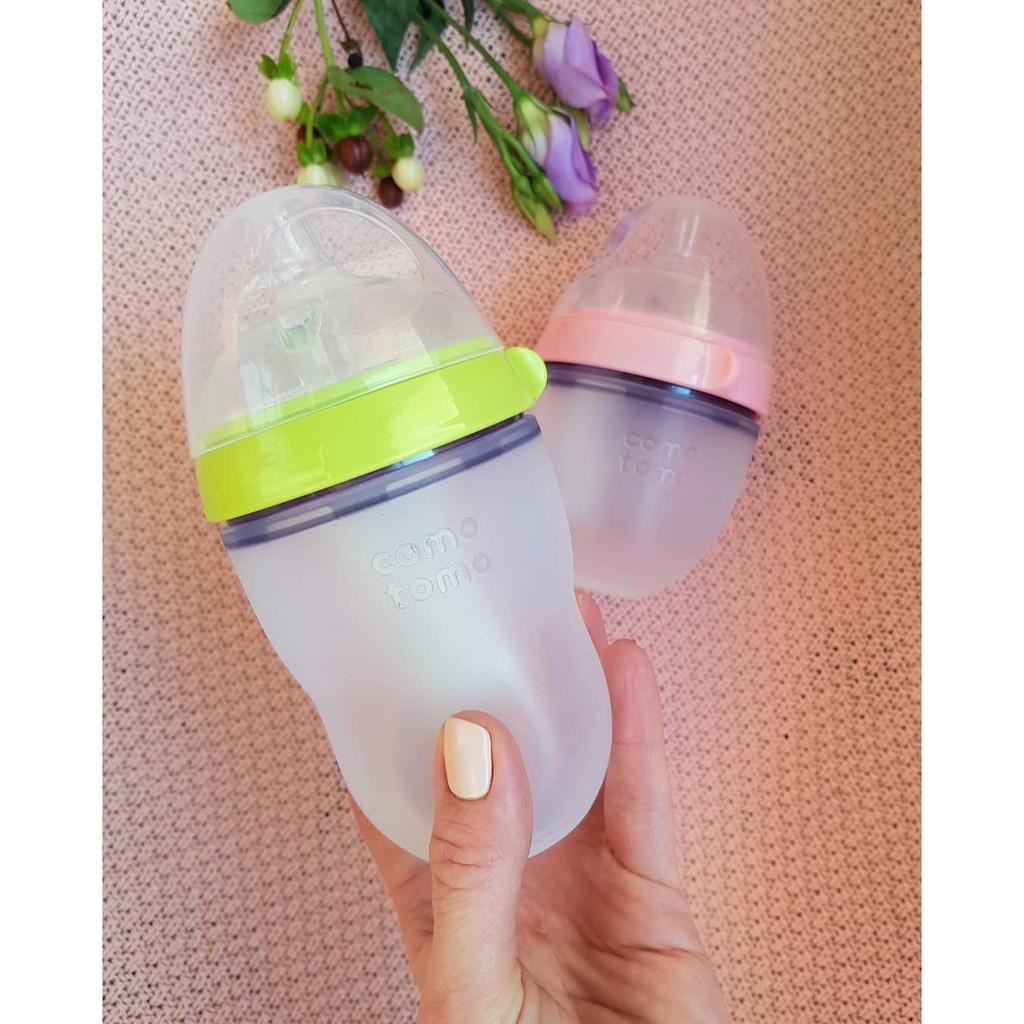 Bình Sữa Comotomo 250ml | Chính Hãng