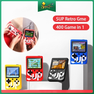 SUP GAME Bộ Máy Chơi Game Superg Sup 400 Trong 1 Chất Lượng thumbnail