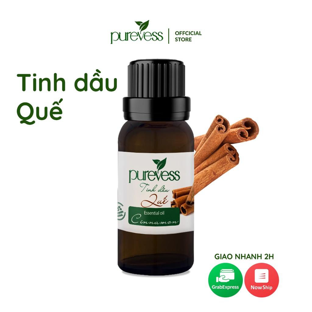 Tinh dầu Quế giúp khử mùi PUREVESS 30ml