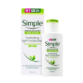 [Date 2023] Dưỡng ẩm Simple Hydrating Light Moisturiser