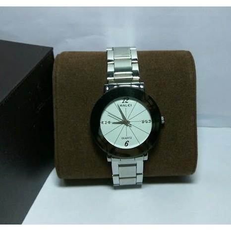 Đồng hồ nam Halei màu trắng cực chất
