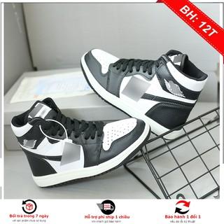 Jordan cổ cao đen trắng, JD1 Panda cao cấp siêu rẻ thumbnail