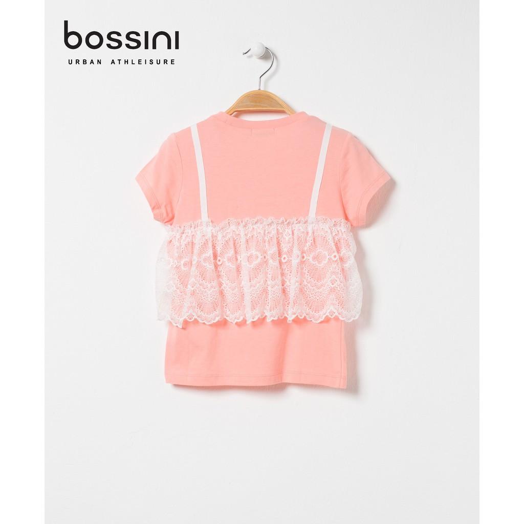 Áo thun kiểu bé gái Bossini 440011000