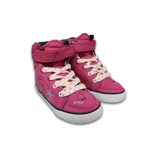 Giày Sneaker Cổ Cao Bé Gái D&A BG1306 Màu hồng thumbnail