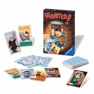 Bộ trò chơi WANTED – Lệnh Truy Nã