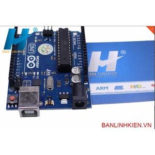 KIT Arduino UNO R3 ATMEGA16U2