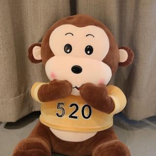 Khỉ Nhồi Bông Tay Dài Đáng Yêu