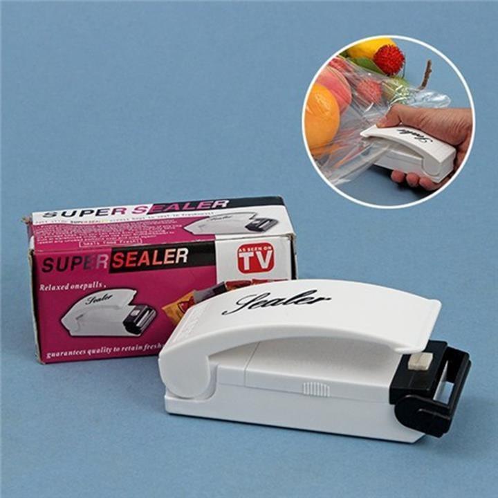 Máy hàn miệng túi mini Super Sealer (Trắng) + tặng Móc - 3545240 , 1315290781 , 322_1315290781 , 65000 , May-han-mieng-tui-mini-Super-Sealer-Trang-tang-Moc-322_1315290781 , shopee.vn , Máy hàn miệng túi mini Super Sealer (Trắng) + tặng Móc