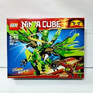 Lego ninja cưỡi rồng 4in1 mã 99129