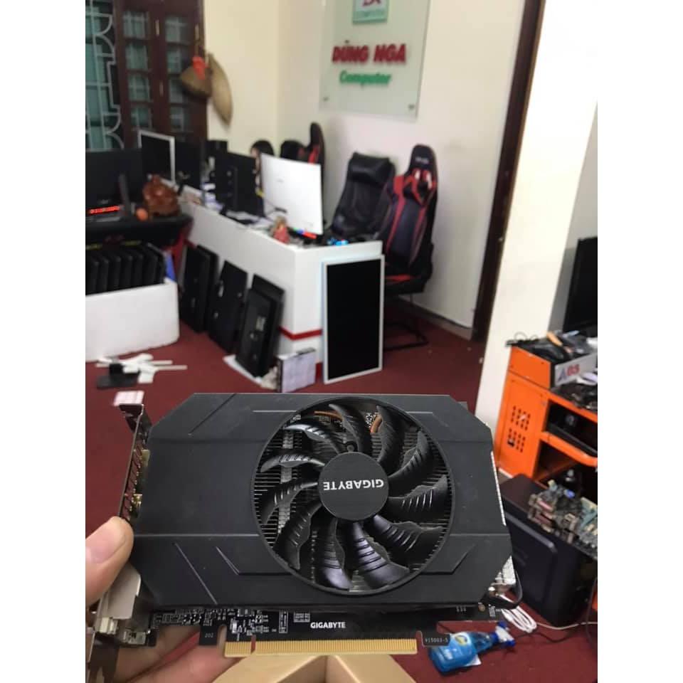 Giga gtx 960 2gb bản 1 fan, hàng đẹp như mới