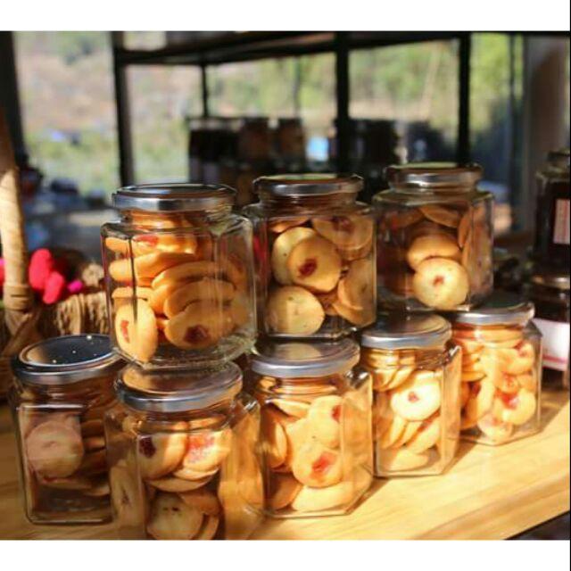 Bánh cookie dâu tây chimi
