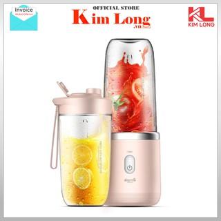 Máy Xay Sinh Tố cầm tay Deerma Mini Juice Blender DEM-NU05 - Chính hãng